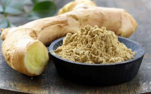 Zingiber officinale: Ginger, πιπερόριζα