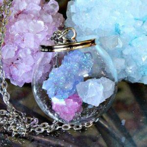 Η χρήση των κρυστάλλων και των ορυκτών για προσωπική εξισορρόπηση