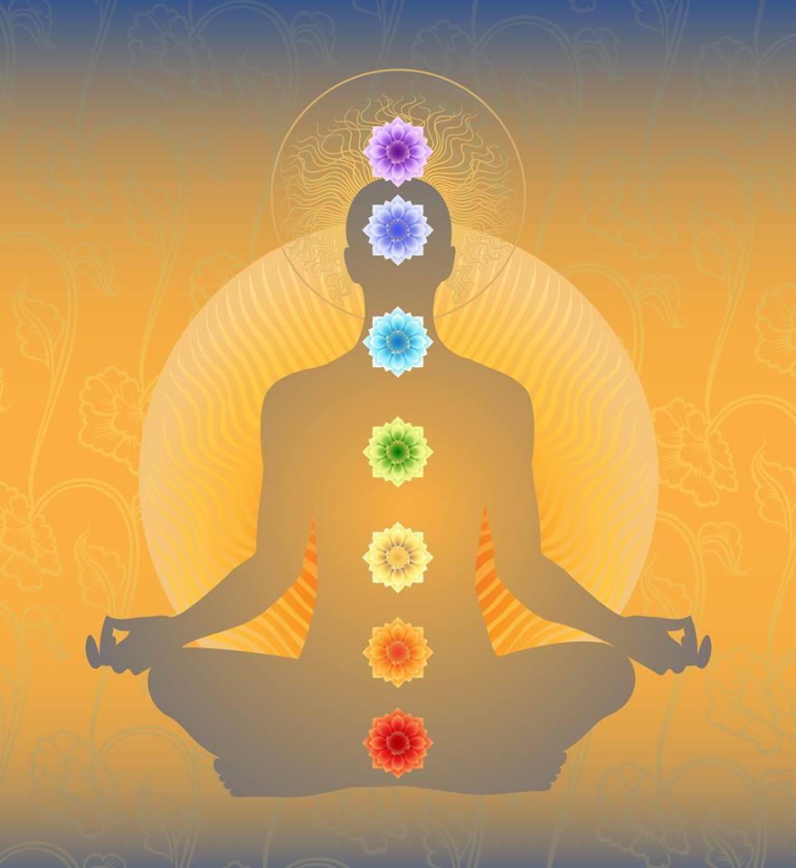 Για εξισορρόπηση των chakras