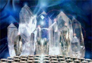 Αφιέρωση Ορυκτών και Κρυστάλλων στο Φως