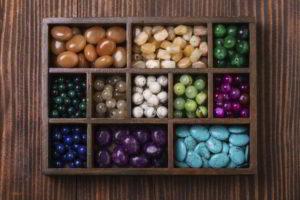 Επιλέγοντας το κατάλληλο ορυκτό ή κρύσταλλο