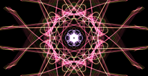 Mandala «Το άστρο της καρδιάς»
