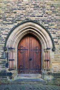Η πόρτα της επίλυσης