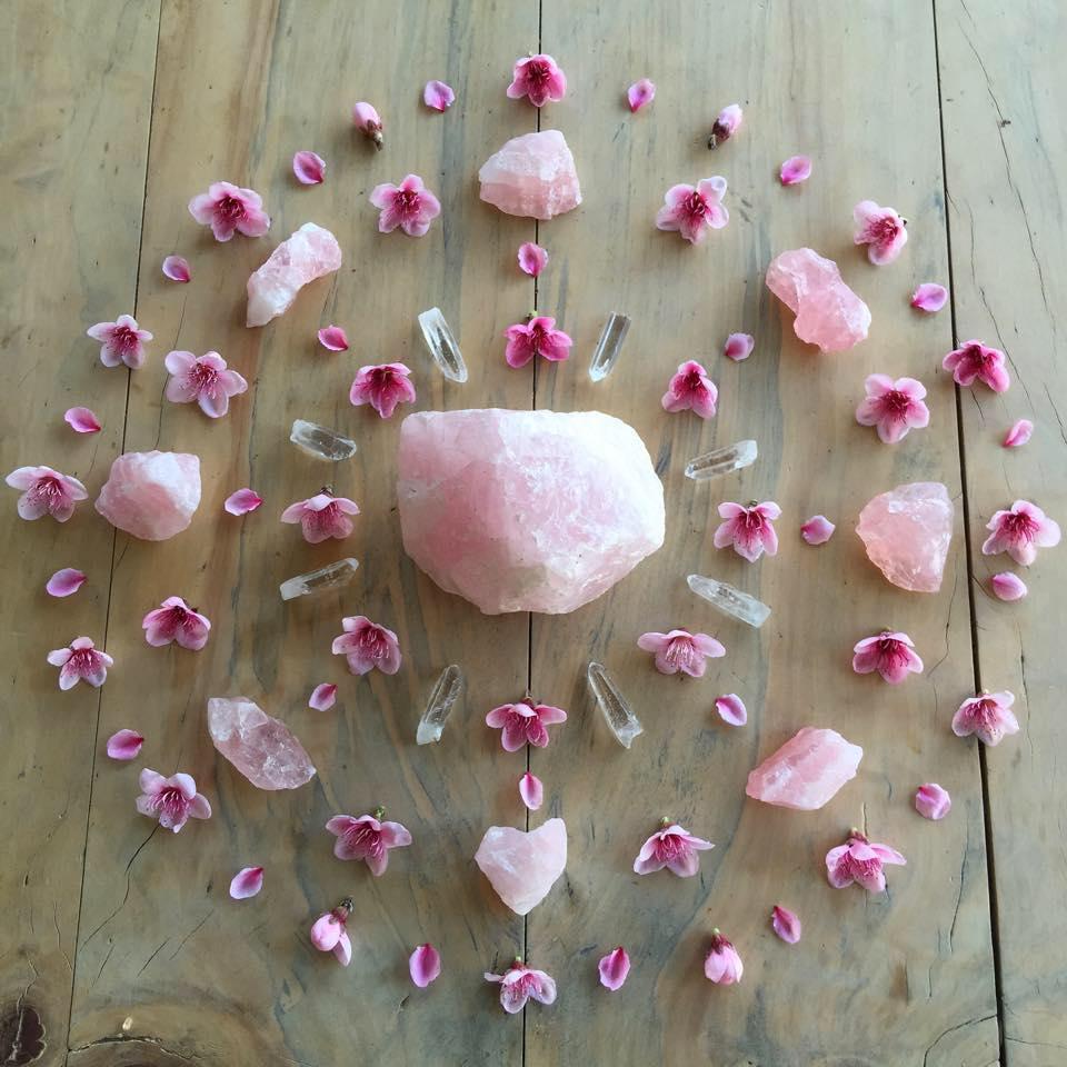 Mandala γαλήνιας αγάπης