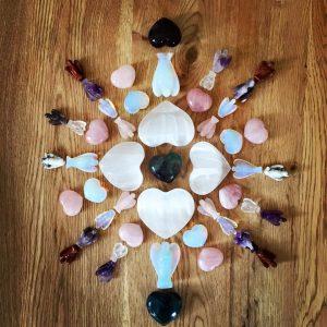 Mandala αγγελικής αγάπης