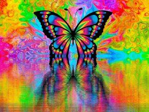Η πεταλούδα της Μεταμόρφωσης – Ηχοθεραπεία ενεργοποίησης